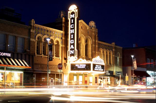 Michigan Theatre Encore Michigan
