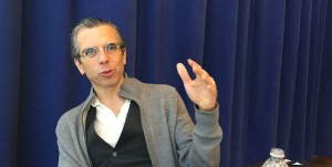Playwright Marc Acito