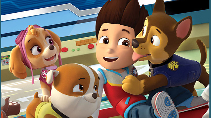 quotpaw patrol livequot show at the wharton in february tickets