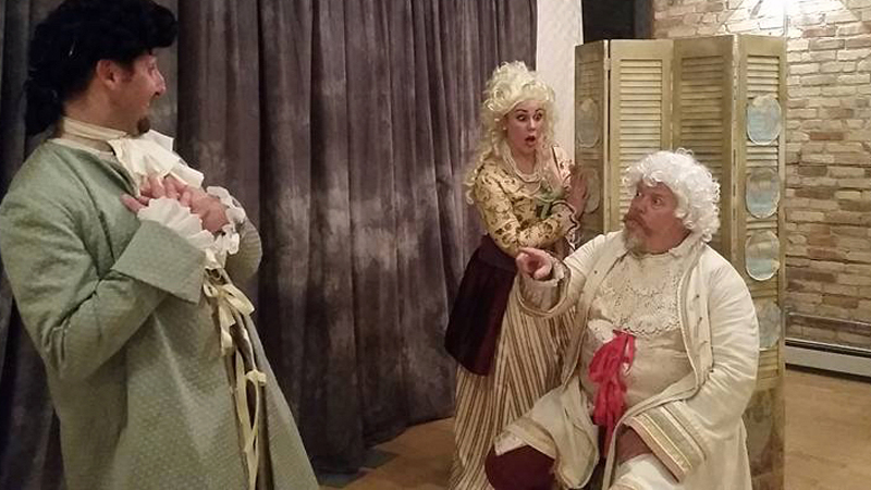 "a review of the school for scandal a play by richard sheridan ""the school for scandal "" by richard brinsley sheridan is generally considered as one of richard masterful play that represents a comedy of manners."
