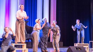 Wild Swan Theatre's Rosie The Riveter Musical
