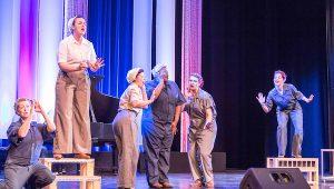 Wild Swan Theatre's Rosie The Riveter Musical