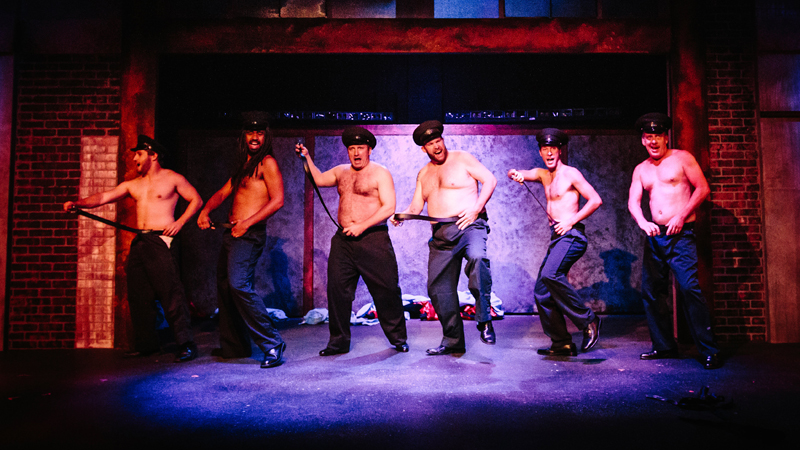 Full Monty Bares The Souls Of The Unemployed At The Encore