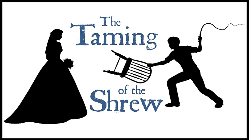 Taming Of The Shrew clipart