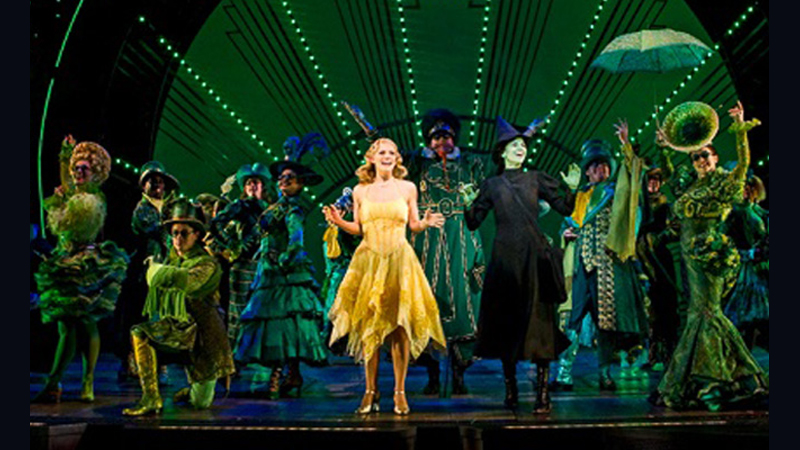 Tickets On Sale June 15 For Quot Wicked Quot In October At Devos