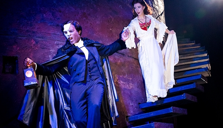 phantom more than passes the test of the time at the